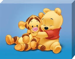 baby tigger and pooh hugging. Friends Forever Pooh And Tigger Winnie The In Baby Hugging