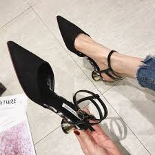 Yesstyle Shoe Size Chart High Heel Pointy Mules