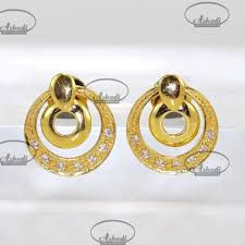 Gold Earrings Designs In Sri Lanka Ashadi Jewellers Largest Jewellery Manufacturers In Sri Lanka