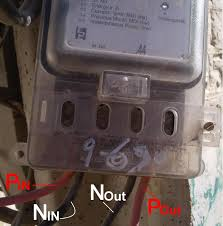 3 phase 4 wire kwh meter wiring diagram images phase current meter further base wiring diagram as well electric image p in incoming phase or live out going