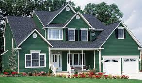 exterior green paint color. dark green exterior paint colors house best 25+ ideas color