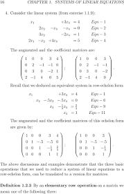 5x 3 5x 4 0 eqn 6 x 3 1 3 x 4 2