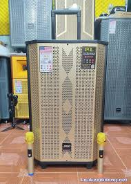 Loa kéo karaoke di động BOSE X1522 bass 4 tấc thùng gỗ
