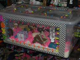 diy hamster cage ikea diy hamster cage bin cage