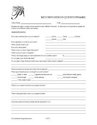 Client Satisfaction Survey Template Word Web Design Questionnaire ...