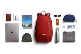 Mětský Batoh Bellroy Campus Backpack červený