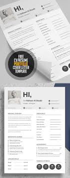 Fresh Free Resume Templates | Freebies | Graphic Design Junction