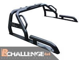 Universal Pick Up Roll Bar With Light Mounts Fits Navara Hilux Ranger D Max L200
