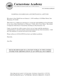 Acceptance Letter Forms And Templates Fillable Printable Samples