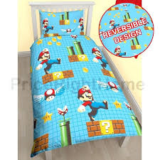bedding super brick shelves brothers wall murals bedroom inspired game themed furniture super11 kart twin super mario brothers bedding full size