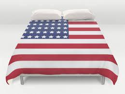 American Flag Bedding Flag Duvet Cover King Queen Full Twin