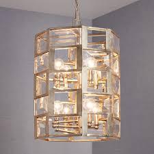 cypress point 8 light candelabra chandelier antique silver leaf