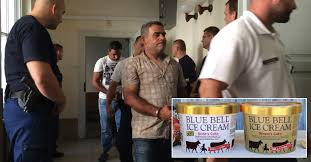Sick Fbi Uncovers Extensive Blue Bell Bride And Groom Cake Ice