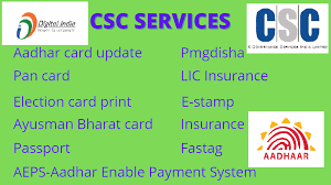 csc update csc new services best