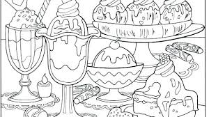 Mesmerizing Food Coloring Pages Food Coloring Pages For Preschoolers