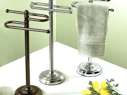 Bronze Hand Towel Stand Full Size Of Bathroombath Towel Rods Wash