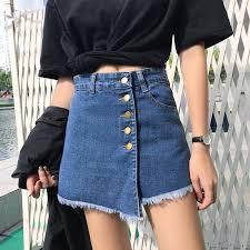 <b>S</b>-<b>5XL</b> 2019 new <b>Korean</b> high waisted plus size jeans <b>women's</b> ...