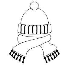Small Picture Winter Clothes Coloring Pages GetColoringPagescom