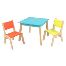 baby table and chair set kids