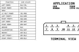 90 acura integra radio wiring diagram wiring diagram and 95 Acura Integra Radio Wiring Diagram stereo wiring diagram for 1990 acura integra 1995 acura integra radio wiring diagram