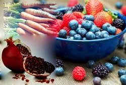 Risultati immagini per antiossidanti naturali