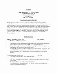 New Grad Rn Resume Sample Lovely Skills For Nursing Resume