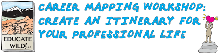 what are your professional goals career mapping workshop by educate wild educate wild