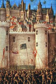 movie analysis kingdom of heaven part a answers to general  english medieval miniature painting of the siege of antioch