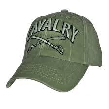 Us Army Cavalry Us Army Cavalry U S Army Cavalry Od Green Military Baseball Cap Hat