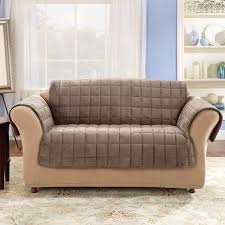 sure fit sofa covers ottoman slipcover slipcovers surefit couch cover loveseat chair and half barrel