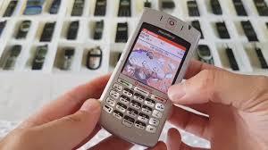BlackBerry 7100v & ringtones - YouTube