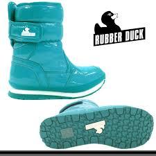 Rubber Duck Snow Boot Snowjoggers Ladys Pau Tea Snow Joggers Rubber Duck Snow Sp Shiny Pu Viridian Green Lklk 33tjc
