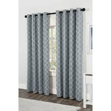 Modern Curtain Panels For Living Room Interior Design Inspiring Gray And White Stripe Curtain Panels