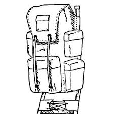 Small Picture A Boy Wear Cool Backpack Coloring Pages Best Place to Color