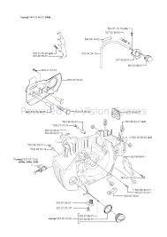 Husqvarna 340 chainsaw 2006 parts diagram page 9