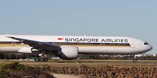 Singapore Airlines Flight Information Seatguru