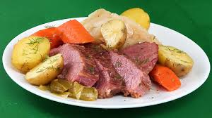 Cooking Light Corned Beef Cabbage Instant Pot Corned Beef And Cabbage