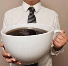 Teveel koffie slecht