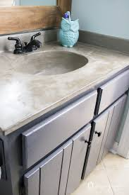 You don't have to be stuck with countertops you don't like.