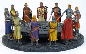 king arthur and the round table