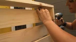 diy wood privacy screen