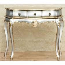 gold bedroom furniture. bedroom furniture \u203a vanity silver gold console d