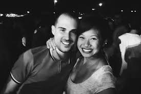 international black and white dating
