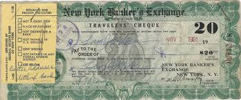 it was issued by some eny called the new york banker s exchange during the great depression in 1931 obviously it failed to go through the