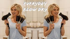 Anthea turner's top 5 storage tips. Everyday Blow Dry Anthea Turner Youtube