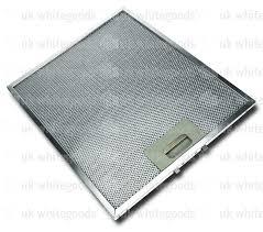 Hood Grease Filter Uk Whitegoods Spares 4055250429 Cooker Hood Metal Grease Filter