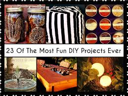 Fun Diy Projects 23 Of The Most Fun Diy Projects Everjpg