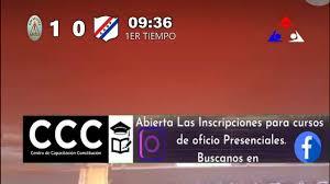 Final De La Primera ( D ) Por El 2° Ascenso Torneo