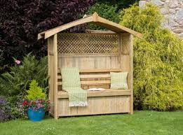Small Picture Garden Arbor Bench Design Ideas Diy Kits You Can Build Over Images