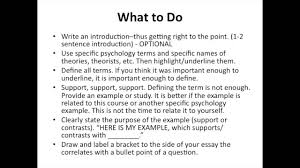 ap psychology essay twenty hueandi co ap psychology essay ap psych intro to response questions